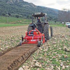 Машина за вкопаване на камъни Massano, модел Extreme