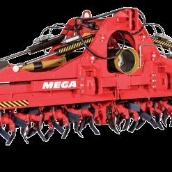 Машина за вкопаване на камъни Massano, модел Mega